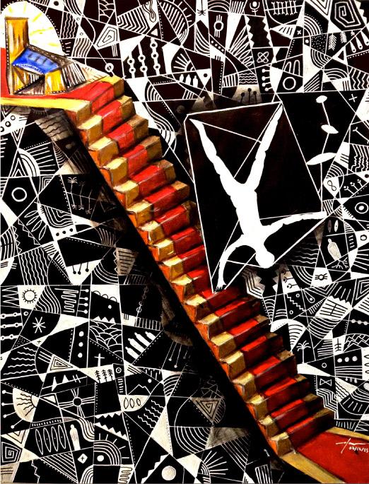 Peinture Pau Cyril