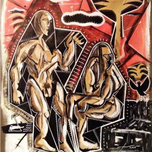 Artiste peintre Pau Afonso