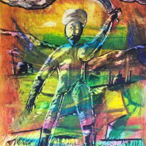 Peinture Pau inde