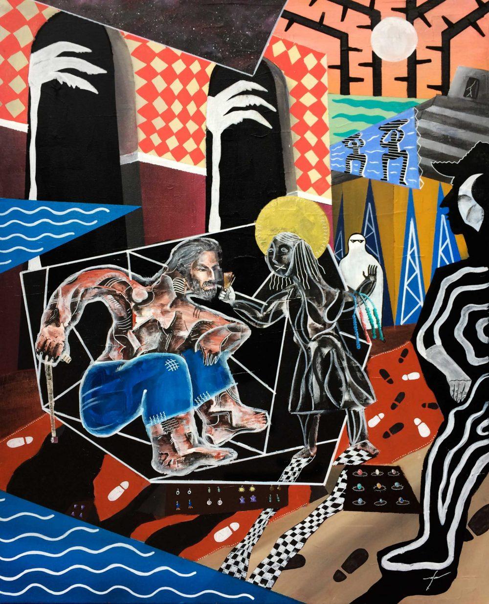 Cyril Afonso Peinture Pau