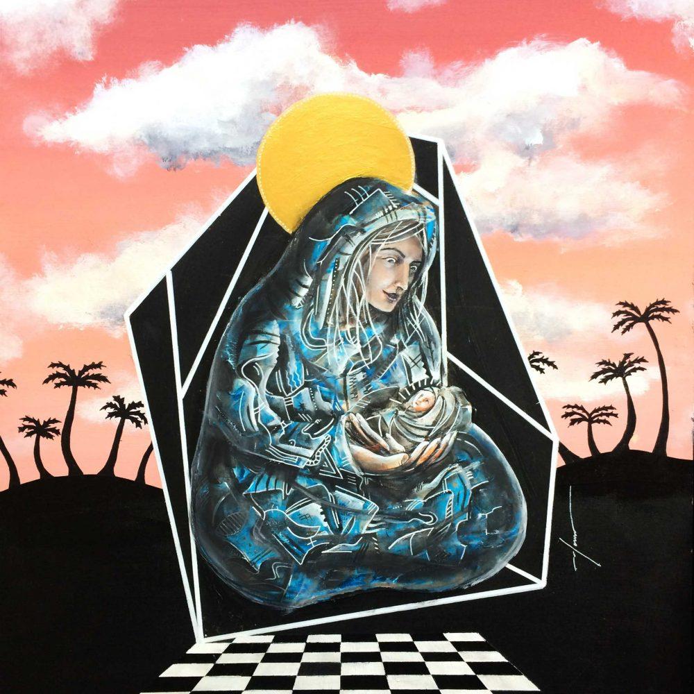 Tableau art Afonso Pau