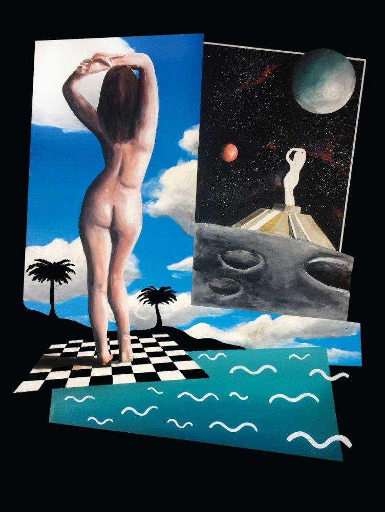 toile artiste peintre pau