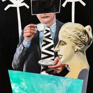 Cyril Afonso peintre palois